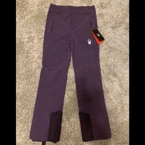 Womens Spyder Orb Pants
